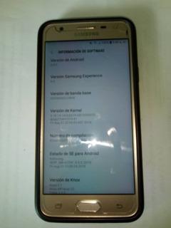 Celular Samsung Galaxy J5 Prime Duo Dorado