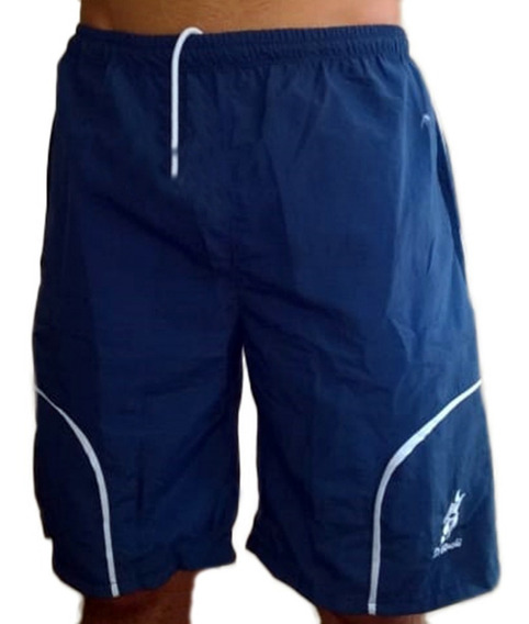 Pantaloneta Hombre Bermuda Impermeable Deportiva Baño Playa
