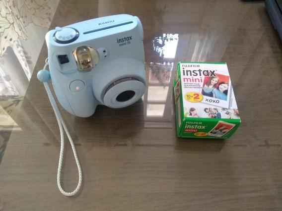 Câmera Instantânea Instax Mini 7s + 20 Filmes