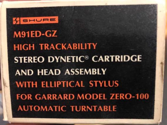 Capsula Shure M91ed-gz High Trackability