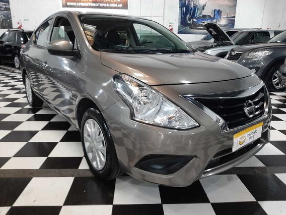Nissan Versa 1.6 Dense P D Cm