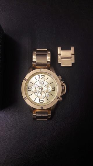 Relógio Armani Exchange Ax1504 - Dourado