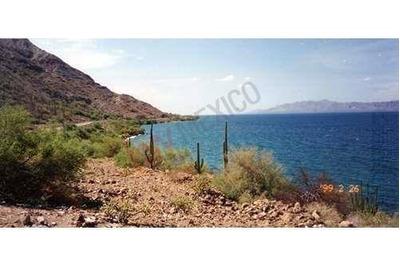 Terreno En Venta, Baja California Sur, Mulege Frente Al Mar