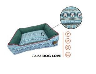 Cama Super Premium Dog Love G