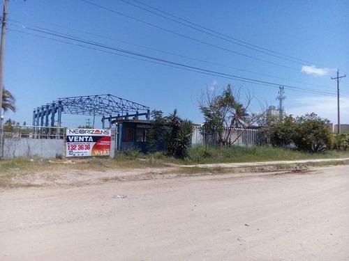 Terreno Industrial En Venta En Zona Industrial, Altamira