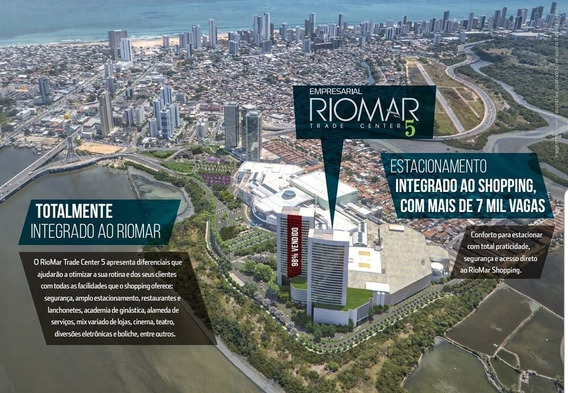 Empresarial Rio Mar Torre 5 - Recife Pe