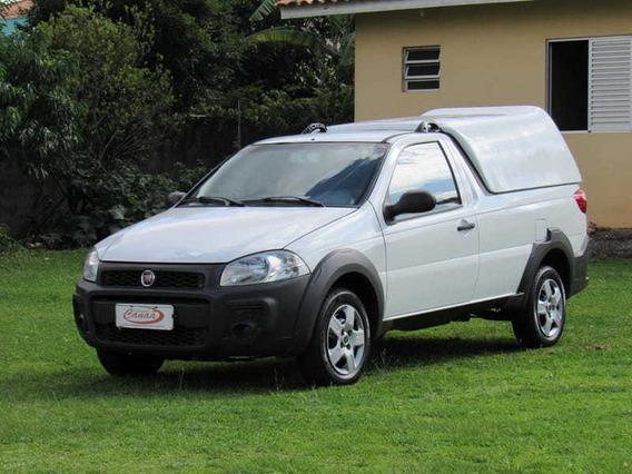 Fiat Strada Working/ 2016/ 1.4 8v (direção Hidraulica