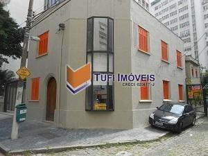 Casa Comercial Em Higienópolis - 4019