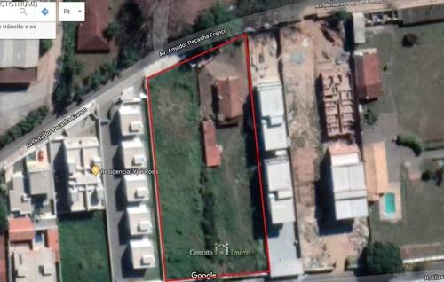 Imagem 1 de 2 de Terreno A Venda Em Atibaia - 3.470m² - Te0212-1