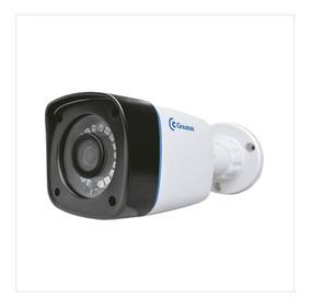 Câmera Bullet Hd 720p Externa 4em1 1mp 20m 2.8mm Greatek