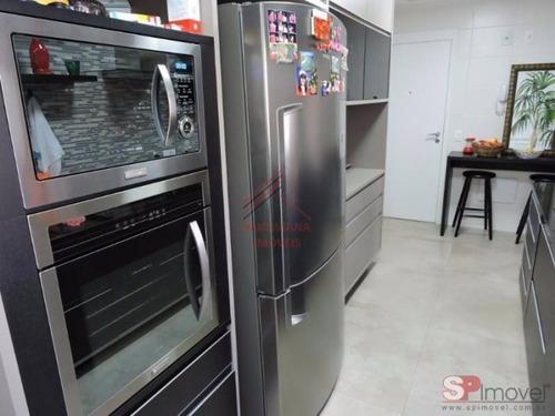 Apartamento Em Condomínio Padrão Para Venda No Bairro Santa Teresinha, 3 Dorm, 2 Suíte, 3 Vagas, 182 M². - 97