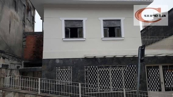 Sobrado Residencial Para Venda E Locação, Vila Gustavo, São Paulo. - So0331