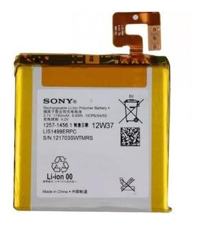 Bateria Original Sony Xperia T Lt30 Lt30i Lt30p 3.7v