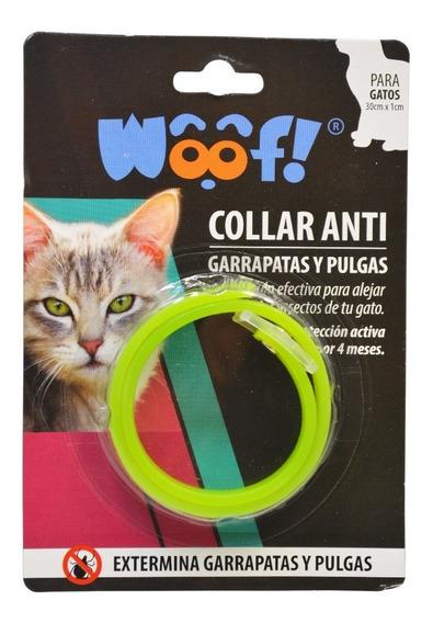 Collares Para Perros Antipulgas Talla Xs Woof!