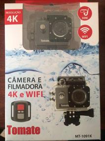 Câmera Orbital Tomate Filmadora 4k