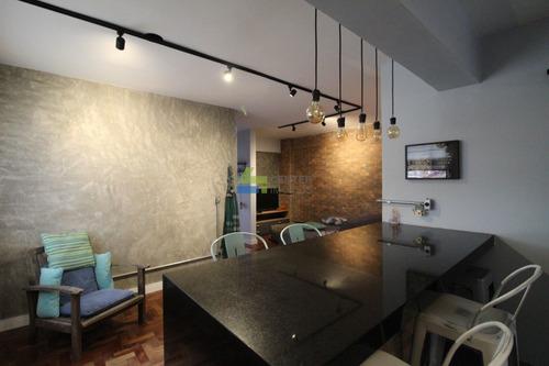 Imagem 1 de 15 de Apartamento - Mirandopolis - Ref: 8163 - V-864591