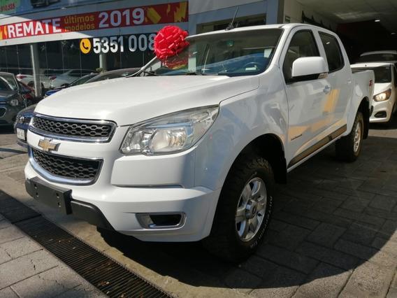 Chevrolet Colorado 2014, Agencia