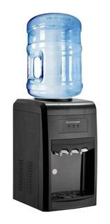 Dispenser de agua Hypermark Purewater Lite 20L negro 110V