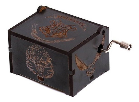 Cajas Musicales Harry Potter