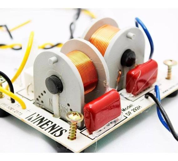 Divisor De Frequência Df292h Nenis 2 Vias 290 Watts Driver