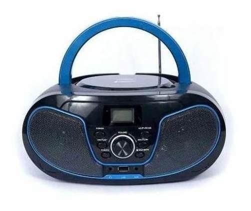 Rádio Toca Cd/mp3/usb/fm/bluetot Leardeship Bluelife Boombox