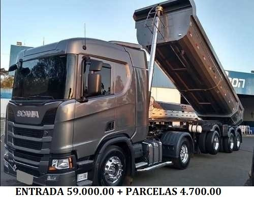 P360 4x2 2019 Okm Carreta Basculante 25 Mts