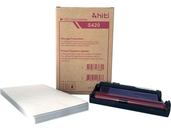 Kit De Impressão Hiti Para Impressora S420 (sa/eu)