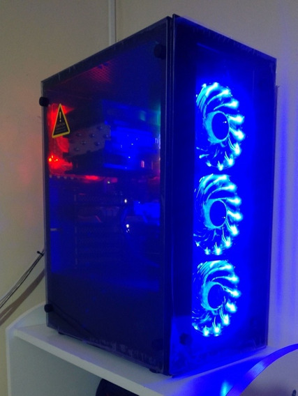 Pc Gamer Ryzen 5 1600x