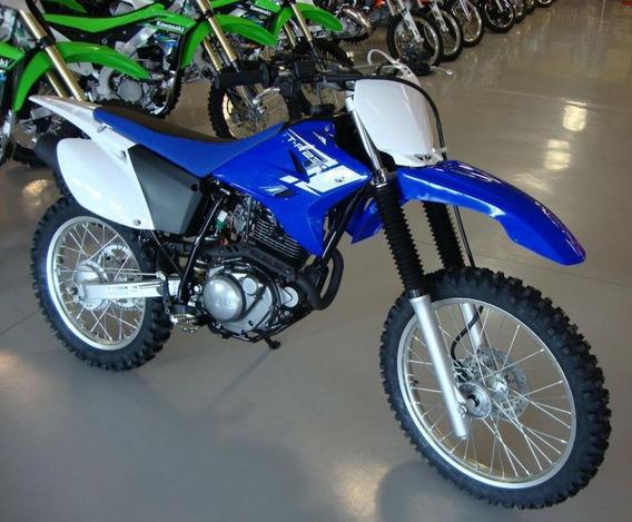 Moto De Trilha Yamaha Tt-r 230 Ano 2013 Azul