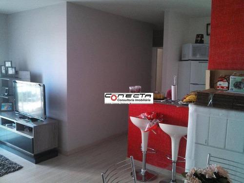 Imagem 1 de 17 de Apartamento Residencial À Venda, Vila Nova, Campinas. - Ap0227