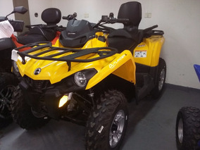 Can-am Outlander Max Dps 570 2017 0km Can Am No Polaris