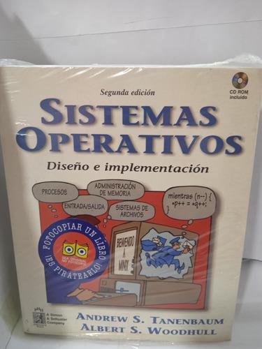 Sistemas Operativos Diseño E Implementacion