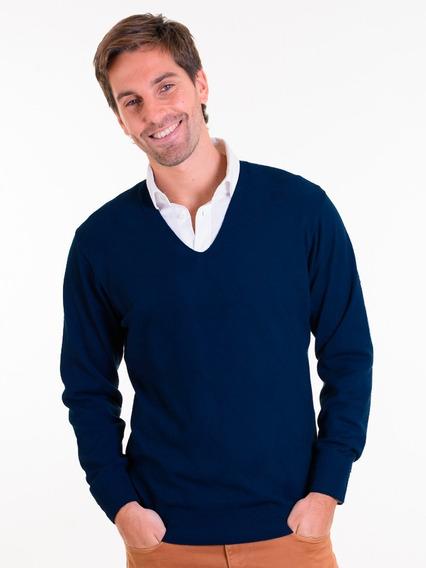 Sweater Escote V Caballero - Mauro Sergio -art. 352