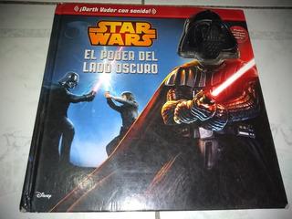 Libro Star Wars El Poder Del Lado Oscuro Darth Vader Sonido