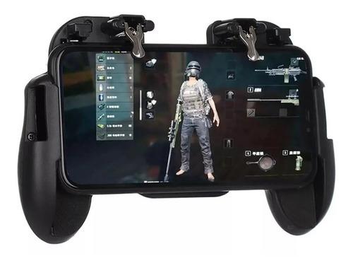 Control Joystick Gamepad Para Celular Con Ventilador Febo