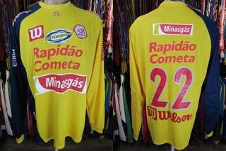 Náutico 2007 Camisa Goleiro Tamanho Gg Número 22.