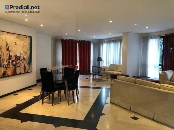 Apartamento Na Vila Olímpia, 52m², 1 Dormitório, 1 Vaga. - Ap3782