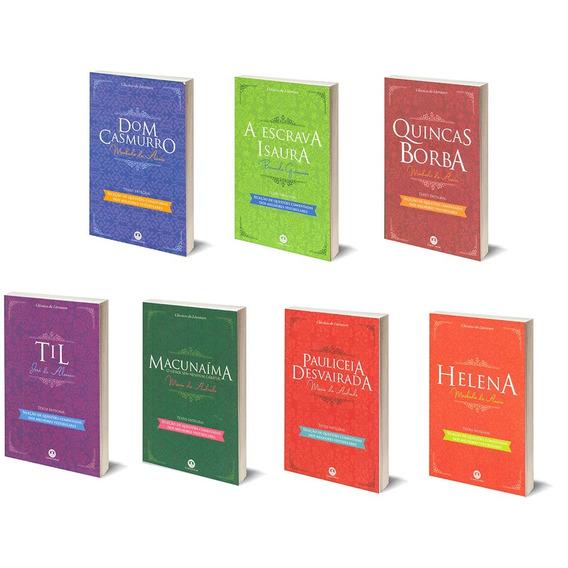 Clássicos Da Literatura 7 Livros + Complemento Para Enem