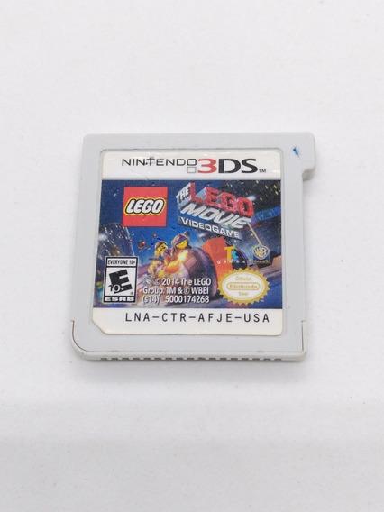 The Lego Movie Videogame Nintendo 3ds Midia Fisica Jogo Game