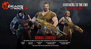 Dlc Gears Of War 4 Elite Gear Pack Xbox One