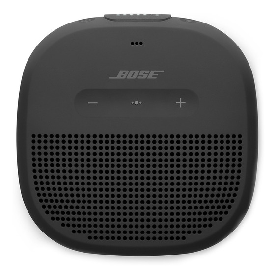 Parlante Bose SoundLink Micro portátil inalámbrico Negro