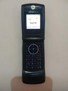 Celular Motorola W220 Operadora Vivo..
