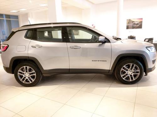 Jeep Compass 2.4 Sport Plan Nacional Tasa 0%
