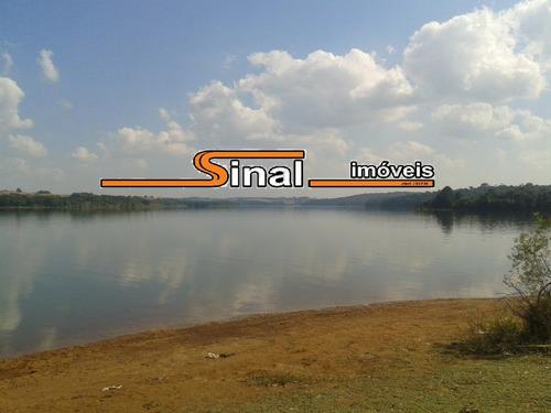 Imagem 1 de 10 de Terreno Vista Para A Represa 1.000m² Em Condomínio-cód.t060