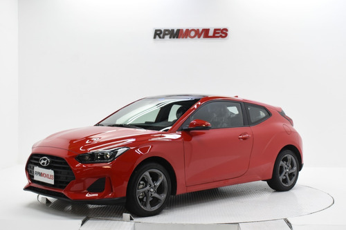 Hyundai Veloster 2.0 Tech At 2019 Rpm Moviles