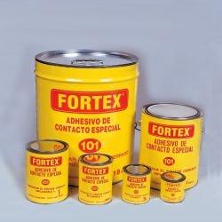 Adhesivo Cemento Contacto 101 Fortex 1lts Pegamento Verashop