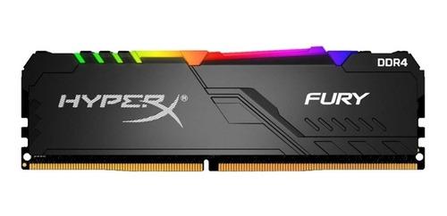 Memória RAM Fury color Preto  16GB 1x16GB HyperX HX426C16FB3A/16
