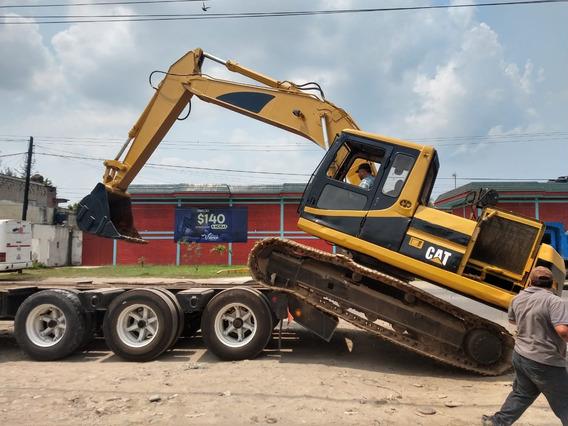 Excavadora Caterpillar 320l Año 96