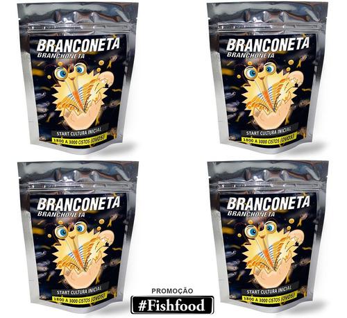 Branchoneta * Branconeta * Artemia Água Doce Cisto Promoção