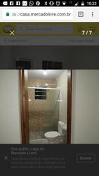 Casa Terrea Brasilândia 1 Dorm Sala Cozinha Banheiro Com Box